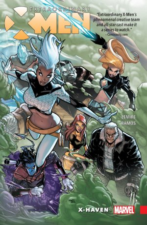 Extraordinary X-Men édition TPB Softcover (2016)