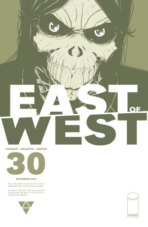 East of West # 30 Issues (2013 - Ongoing)