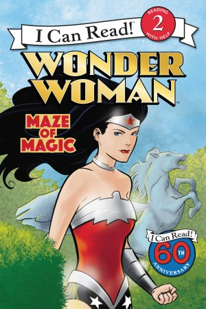Wonder Woman - Maze of Magic édition Softcover (souple)