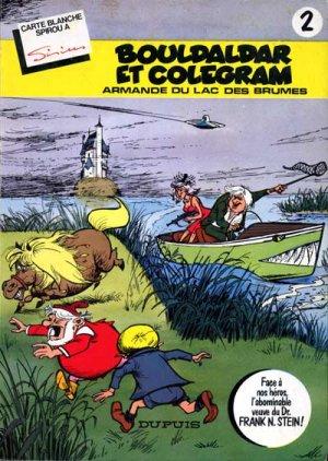 Bouldaldar et Colégram édition Simple