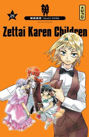 Zettai Karen Children # 25