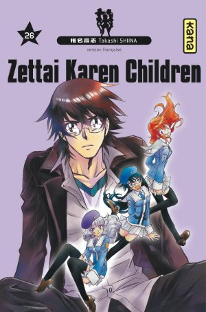 Zettai Karen Children # 26