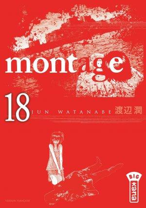 couverture, jaquette Montage 18  (kana)