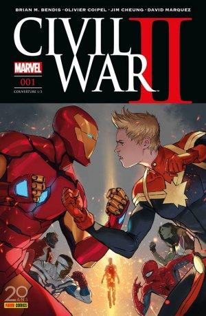 Civil War 2 édition Kiosque (2017)