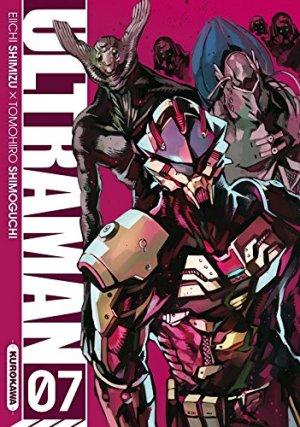 Ultraman # 7