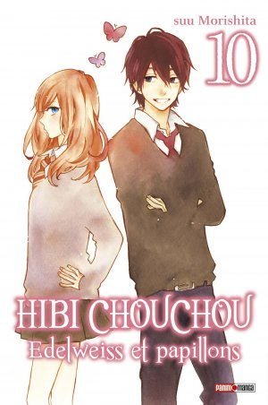 Hibi Chouchou - Edelweiss et Papillons 10 Simple