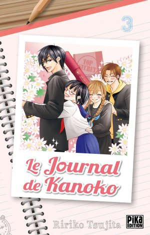 Le journal de Kanoko 3 Simple
