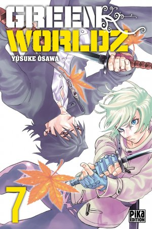 Green Worldz T.7