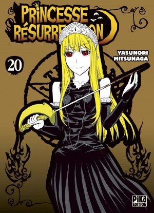 Princesse Résurrection 20 Simple