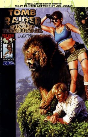 Tomb Raider - The Greatest Treasure of All édition Issues