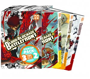 Blood Blockade Battlefront édition Starter Pack