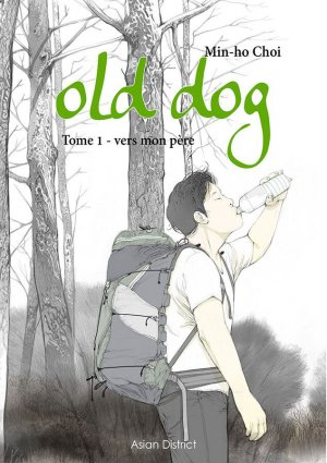 Old dog 1 Simple