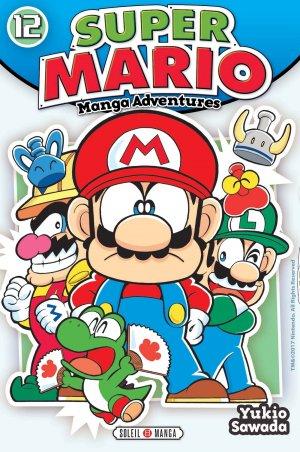Super Mario 12 Manga adventures