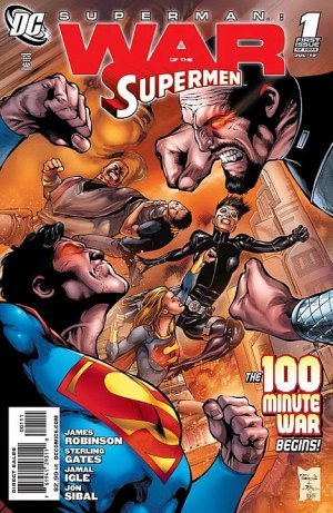Superman - War of the Supermen édition Issues