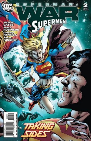 Superman - War of the Supermen # 2 Issues
