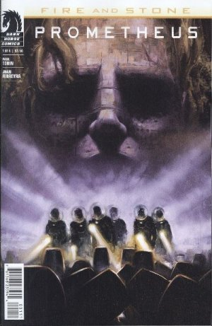 Prometheus - Fire and Stone édition Issues
