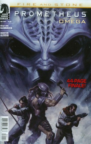 Prometheus - Fire and Stone - Omega édition Issues