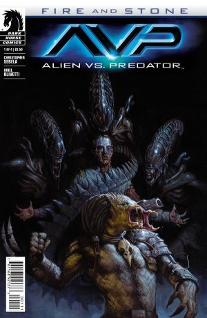 Alien Vs. Predator - Fire and Stone édition Issues (2014 - 2015)