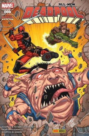 Spider-Man / Deadpool # 8 Kiosque (2016 - 2017)