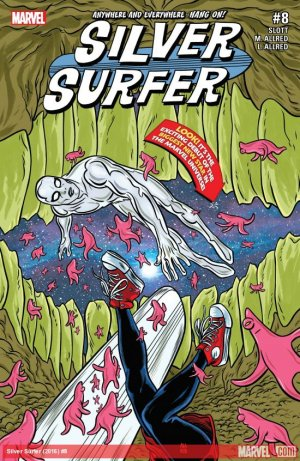 Silver Surfer # 8 Issues V8 (2016 - 2017)