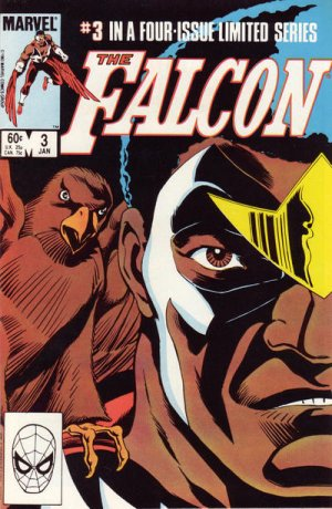 Falcon # 3 Issues V1 (1993 - 1994)