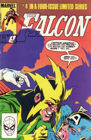 Falcon # 4 Issues V1 (1993 - 1994)