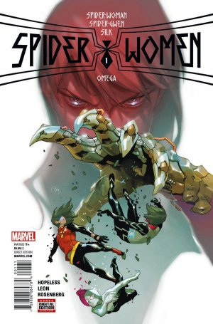 Spider-Women - Omega édition Issues