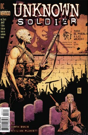 Soldat Inconnu # 3 Issues V3 (1997)