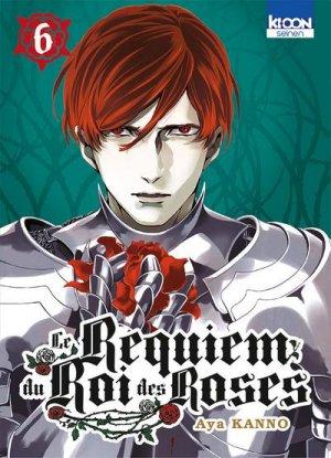 couverture, jaquette Le Requiem du Roi des Roses 6  (Ki-oon) Manga