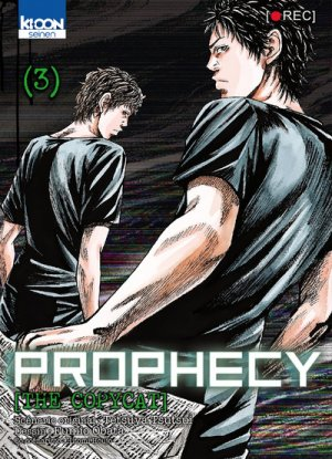Prophecy - The copycat T.3