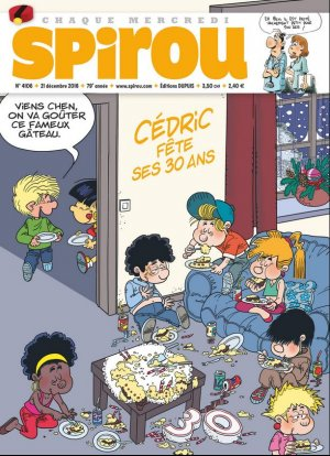 Album Spirou (recueil) # 4106