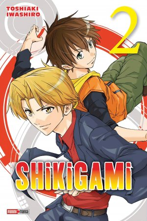 Shikigami 2 Simple