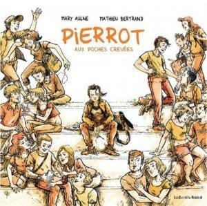Pierrot aux poches crevées édition Simple