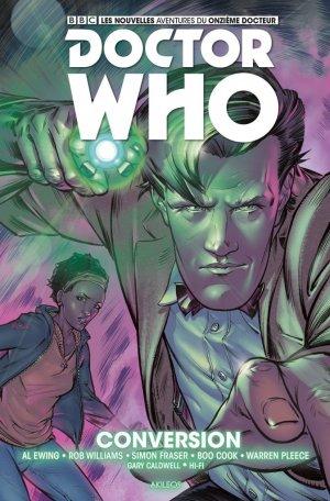 Doctor Who Comics - Onzième Docteur # 3