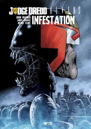 Judge Dredd / Aliens édition Prenium