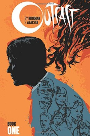 Outcast édition TPB hardcover (cartonnée) - Deluxe