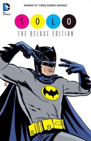 Solo édition TPB hardcover (cartonnée)