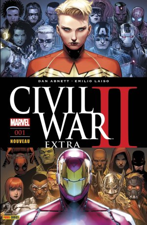 Civil War II Extra édition Kiosque (2017)