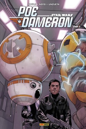 Star Wars - Poe Dameron T.2