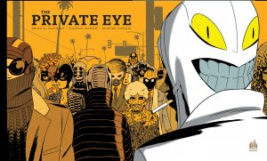 Private Eye édition TPB hardcover (cartonnée)