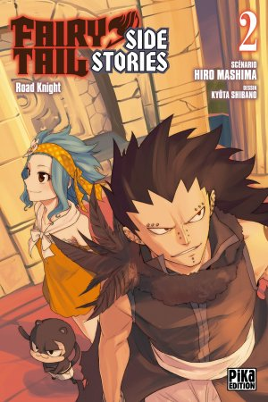 Fairy tail - Side stories