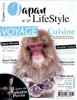 Japan Lifestyle 7 Nouvelle formule