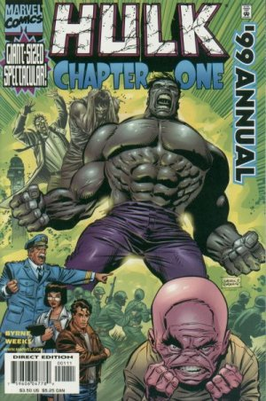 Hulk édition Issues V2 - Annual (1999)