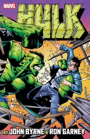 Hulk édition TPB softcover (souple) - Run by Byrne and Garney