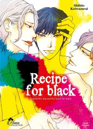Recipe for black édition Simple