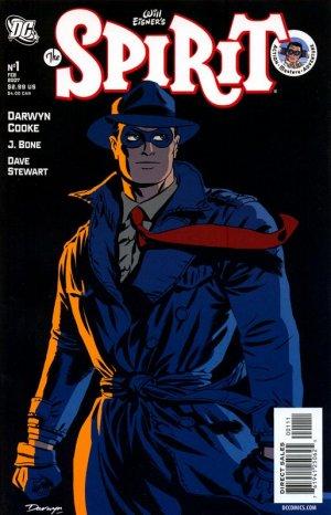 Le Spirit (DC) édition Issues (2007 - 2009)