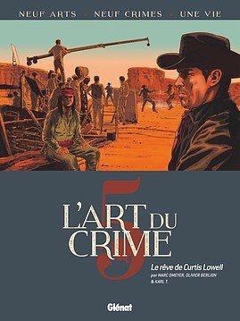 L'art du crime T.5