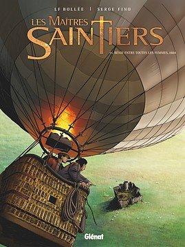Les Maîtres Saintiers T.3