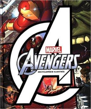 Avengers, l'Encyclopédie illustrée édition TPB hardcover (cartonnée)