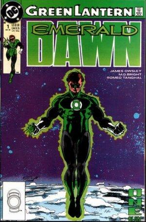 Green Lantern - Emerald Dawn édition Issues (1989 - 1990)